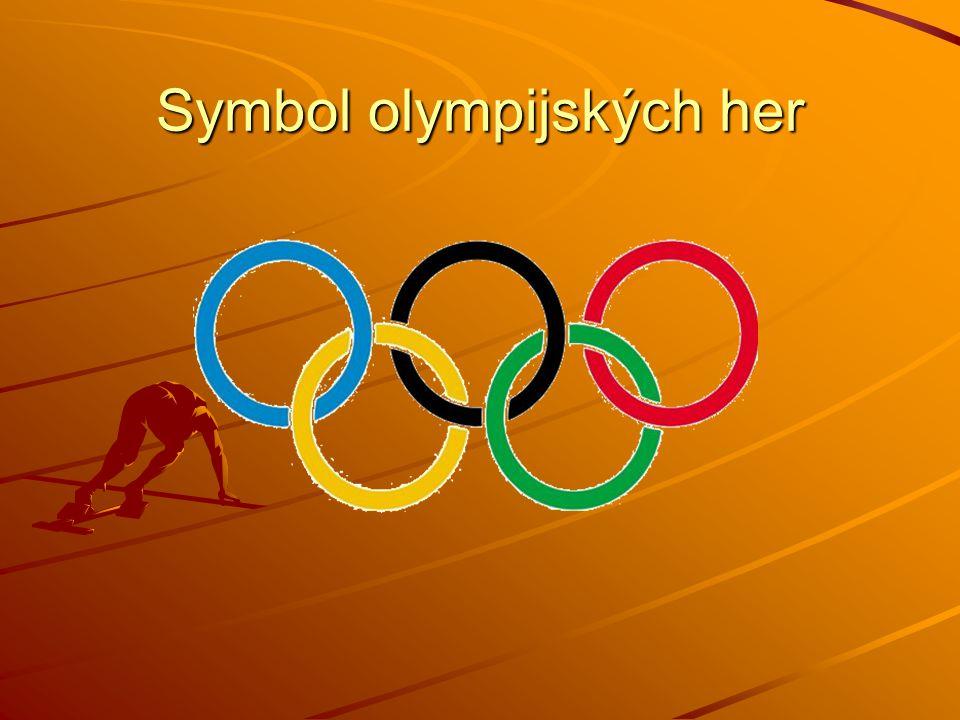 Symbol olympijských her