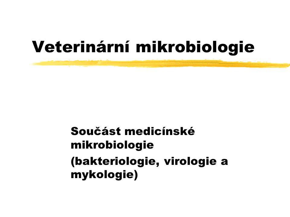 Veterinární mikrobiologie