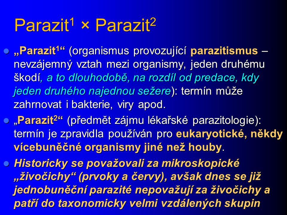Parazit1 × Parazit2