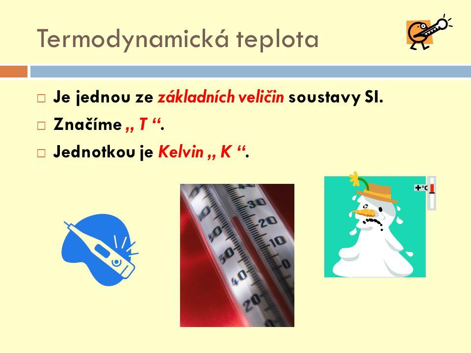 Termodynamická teplota