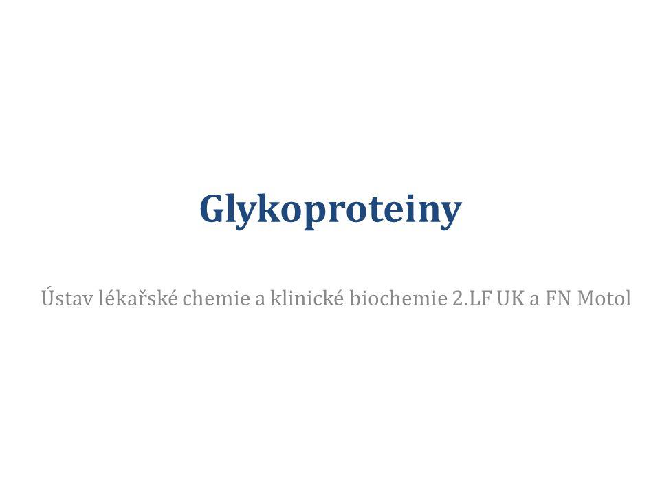 Ústav lékařské chemie a klinické biochemie 2.LF UK a FN Motol