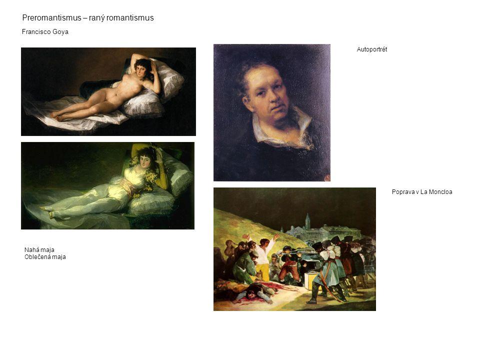 Preromantismus – raný romantismus