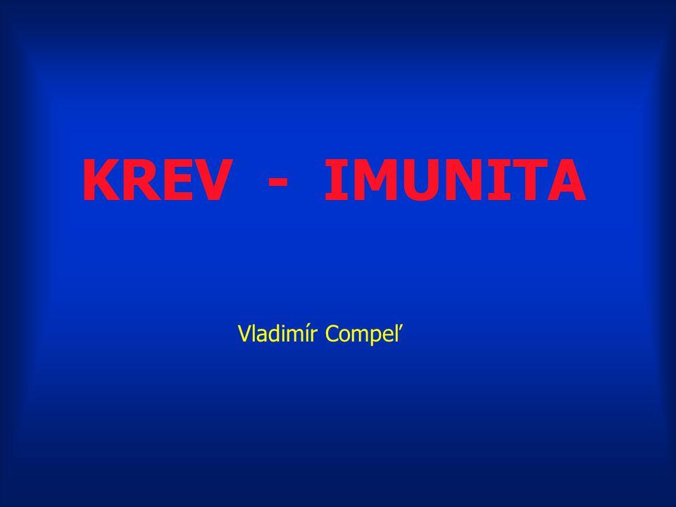 KREV - IMUNITA Vladimír Compeľ
