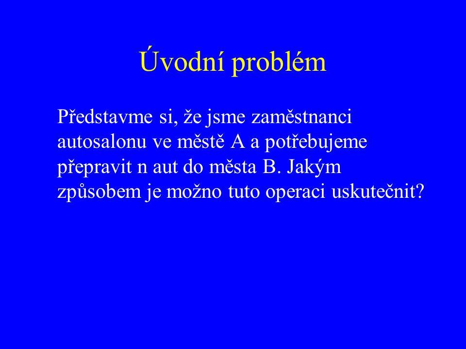 Úvodní problém