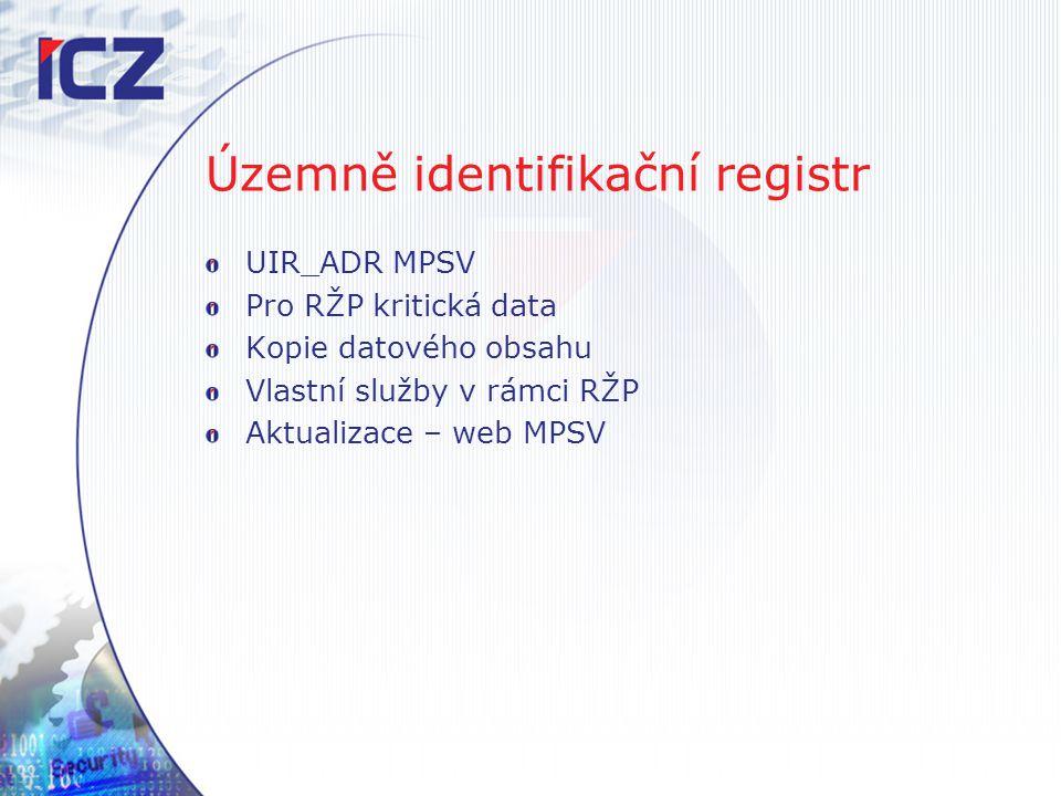 Územně identifikační registr