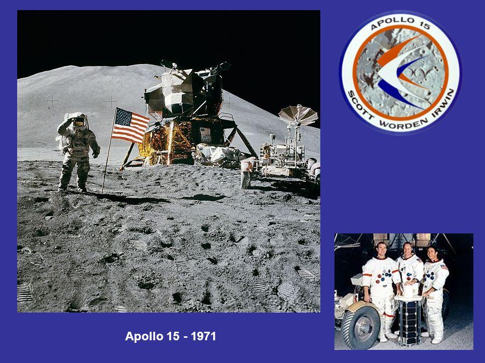 Apollo 15 - 1971