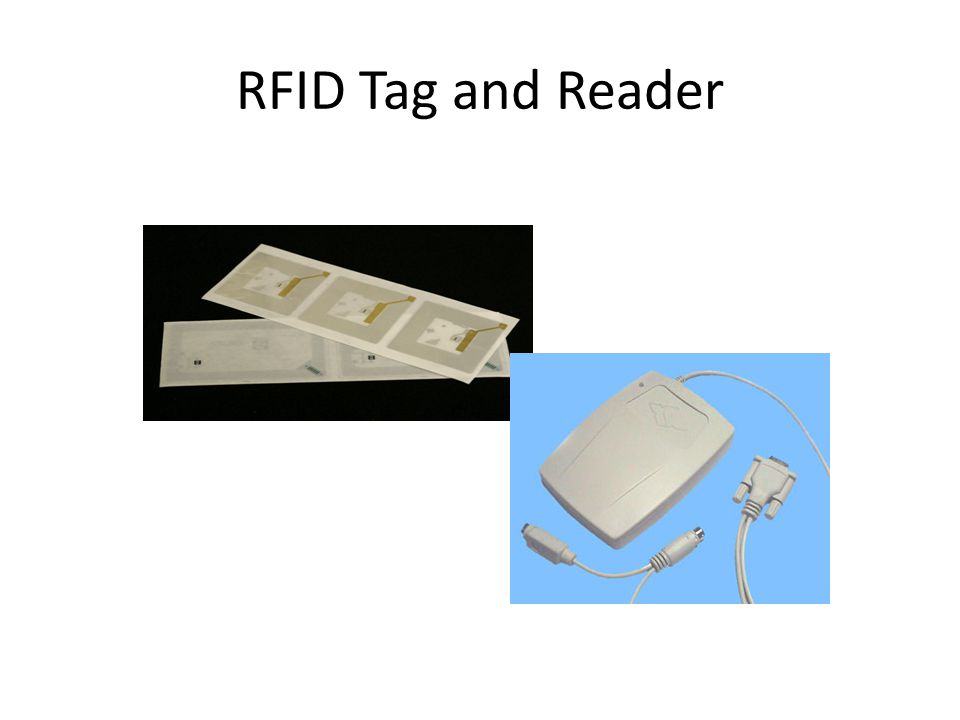 RFID Tag and Reader