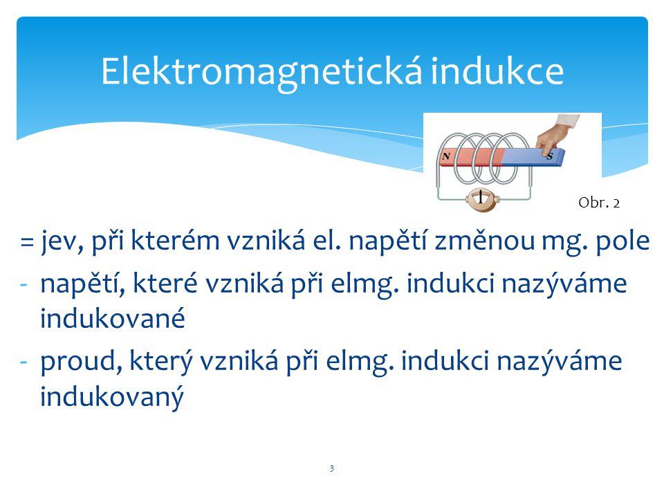 Elektromagnetická indukce