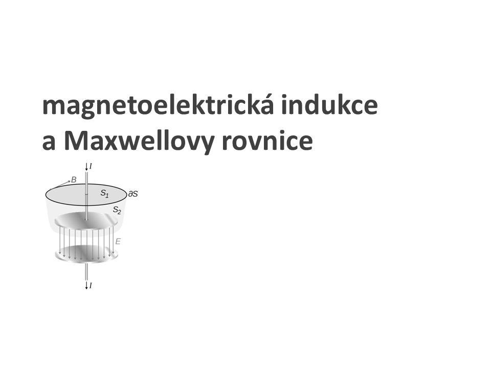 magnetoelektrická indukce