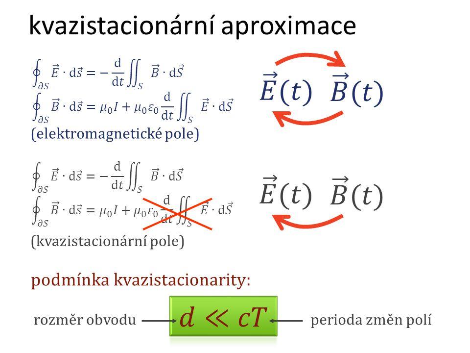 kvazistacionární aproximace