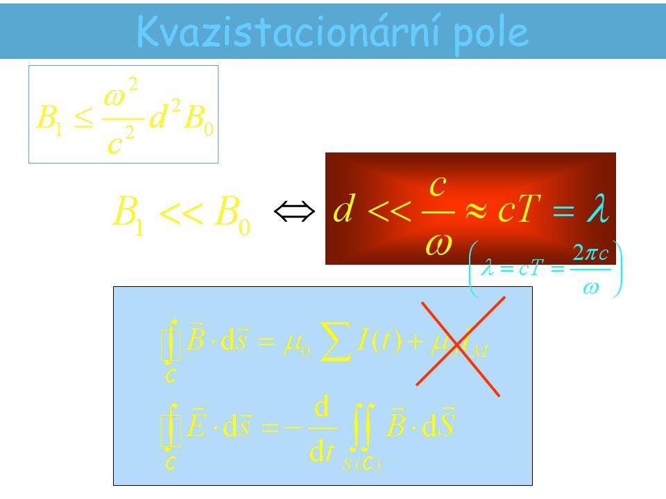 Kvazistacionární pole