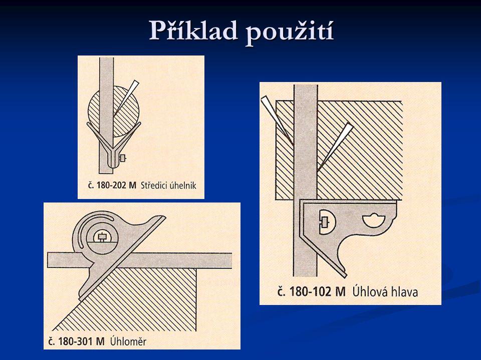 Příklad použití