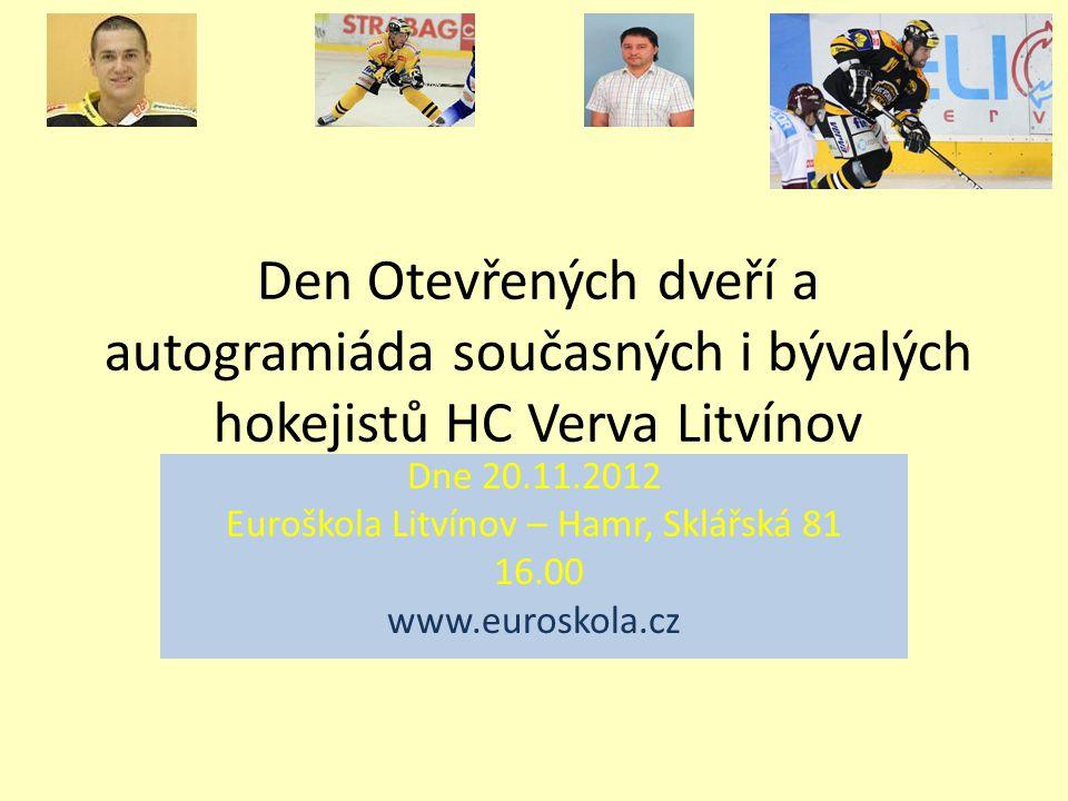 Euroškola Litvínov – Hamr, Sklářská 81