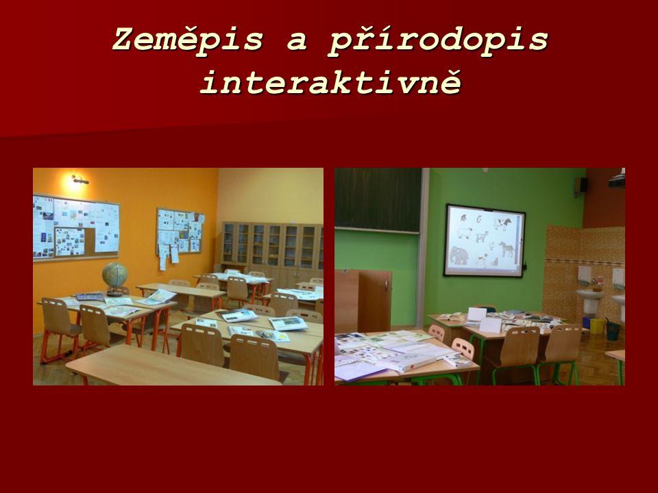 Zeměpis a přírodopis interaktivně