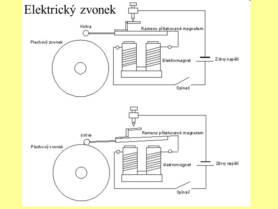 Elektrický zvonek