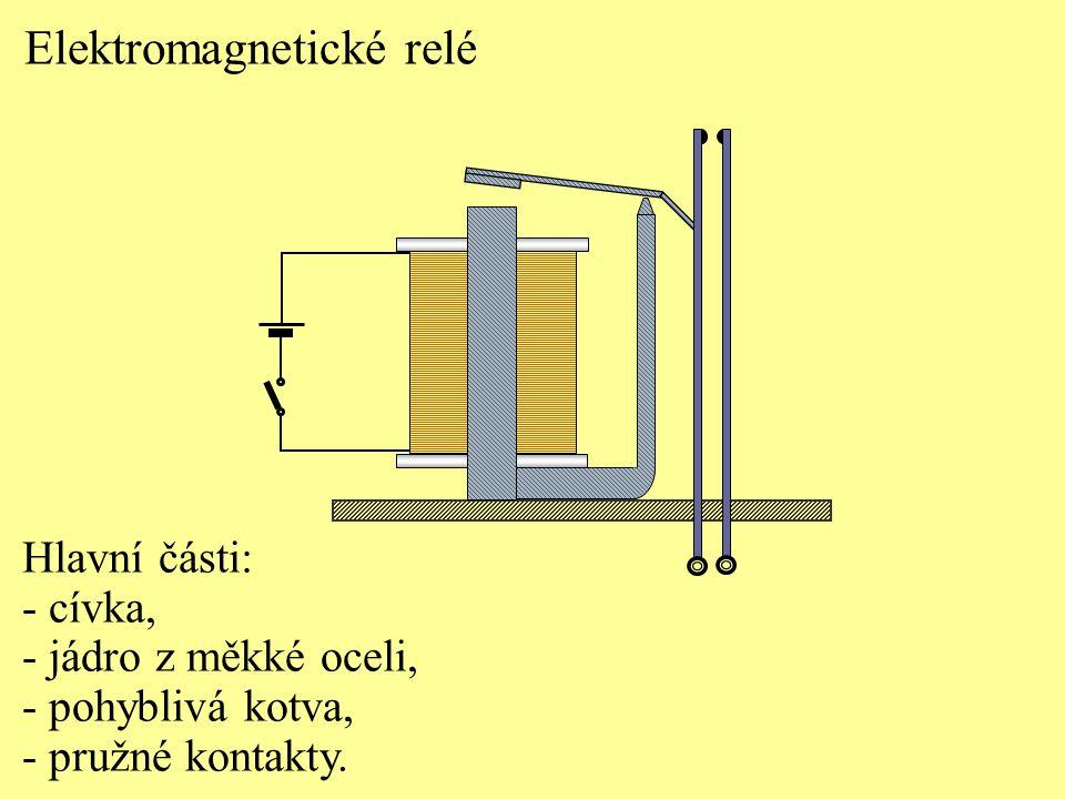 Elektromagnetické relé