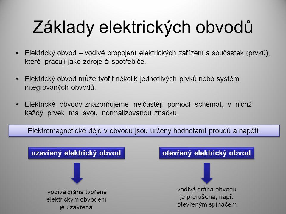 Základy elektrických obvodů