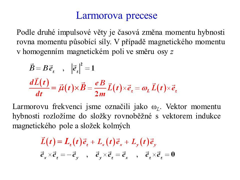 Larmorova precese