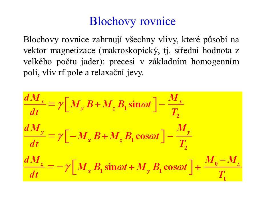 Blochovy rovnice