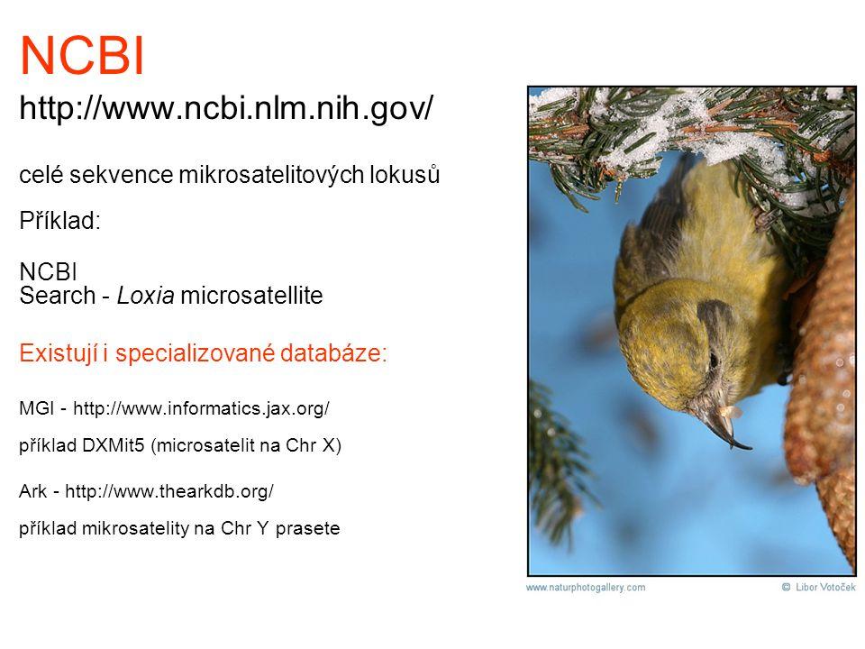 NCBI http://www.ncbi.nlm.nih.gov/