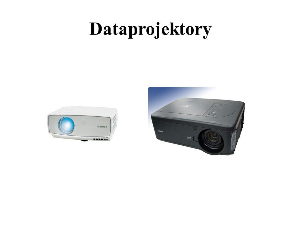 Dataprojektory