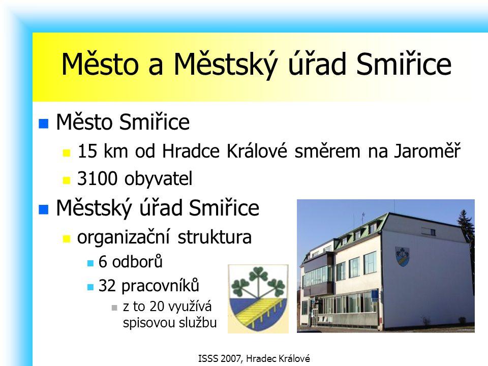 Město a Městský úřad Smiřice