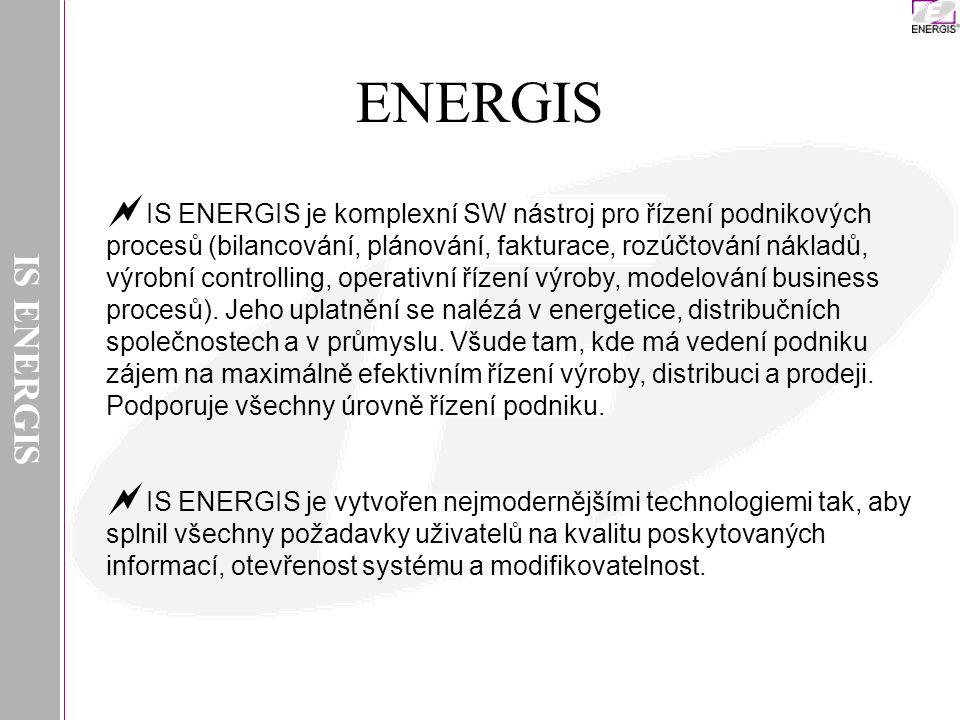 IS ENERGIS ENERGIS.