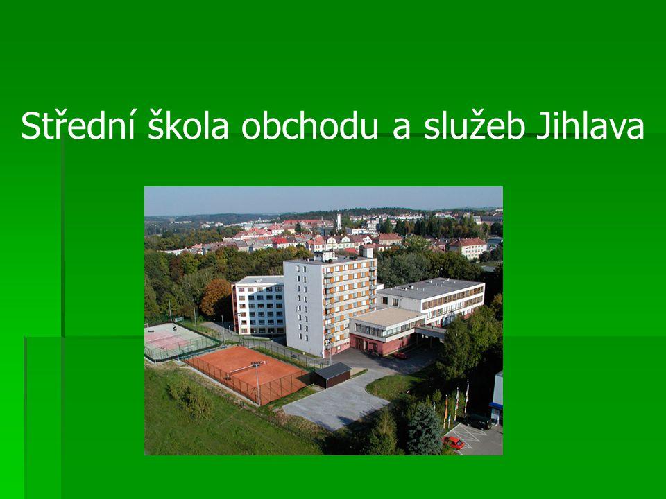 Střední škola obchodu a služeb Jihlava