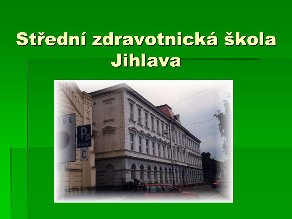 Střední zdravotnická škola Jihlava