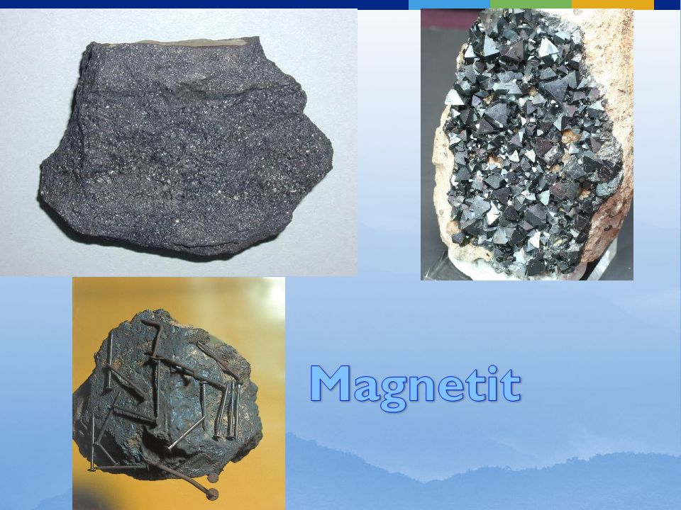 Magnetit