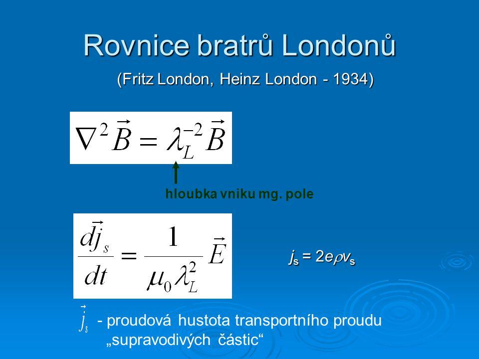 Rovnice bratrů Londonů
