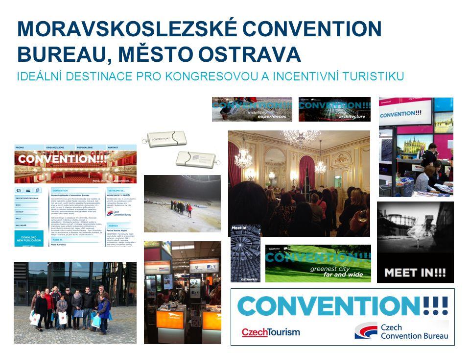 MORAVSKOSLEZSKÉ CONVENTION BUREAU, MĚSTO OSTRAVA
