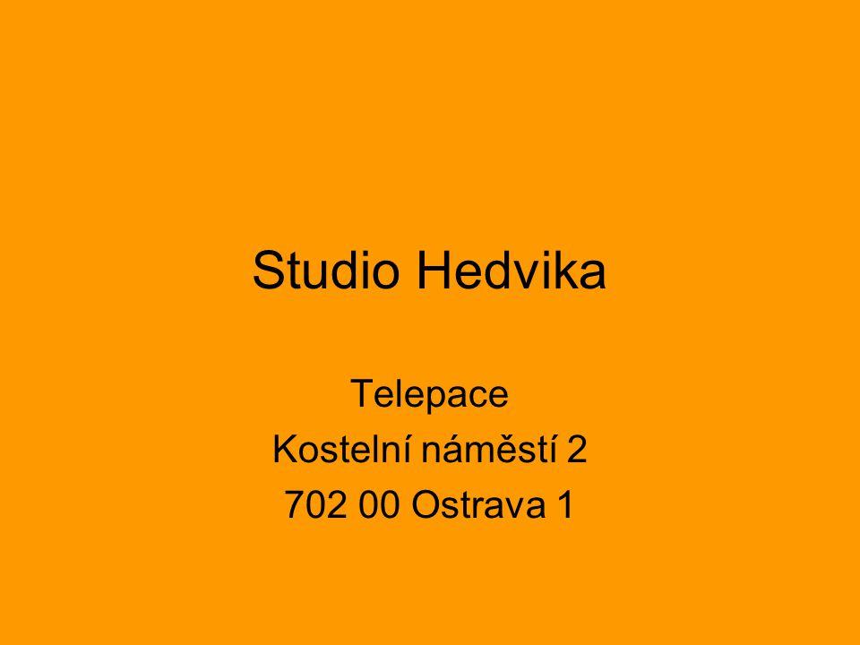Telepace Kostelní náměstí 2 702 00 Ostrava 1
