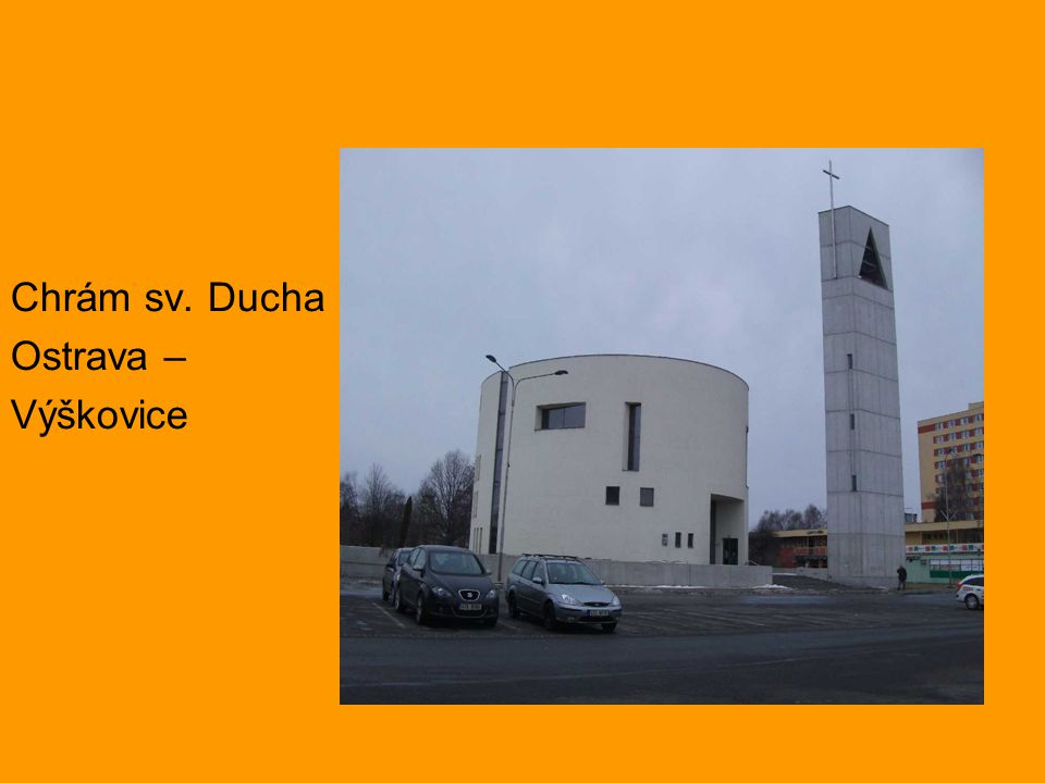 Chrám sv. Ducha Ostrava – Výškovice