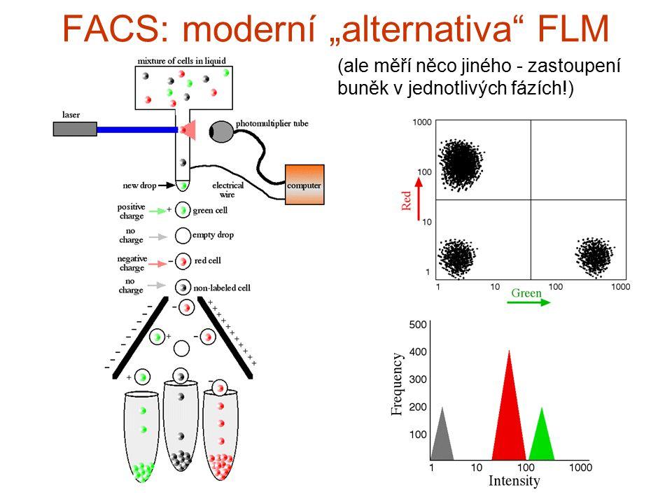 """FACS: moderní """"alternativa FLM"""