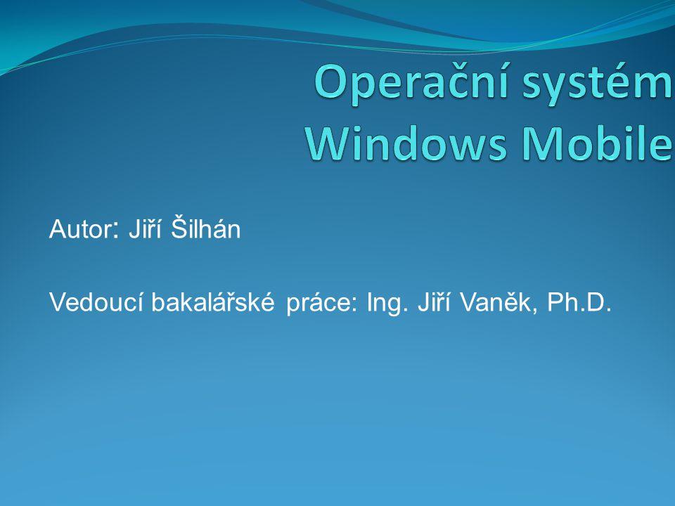 Operační systém Windows Mobile
