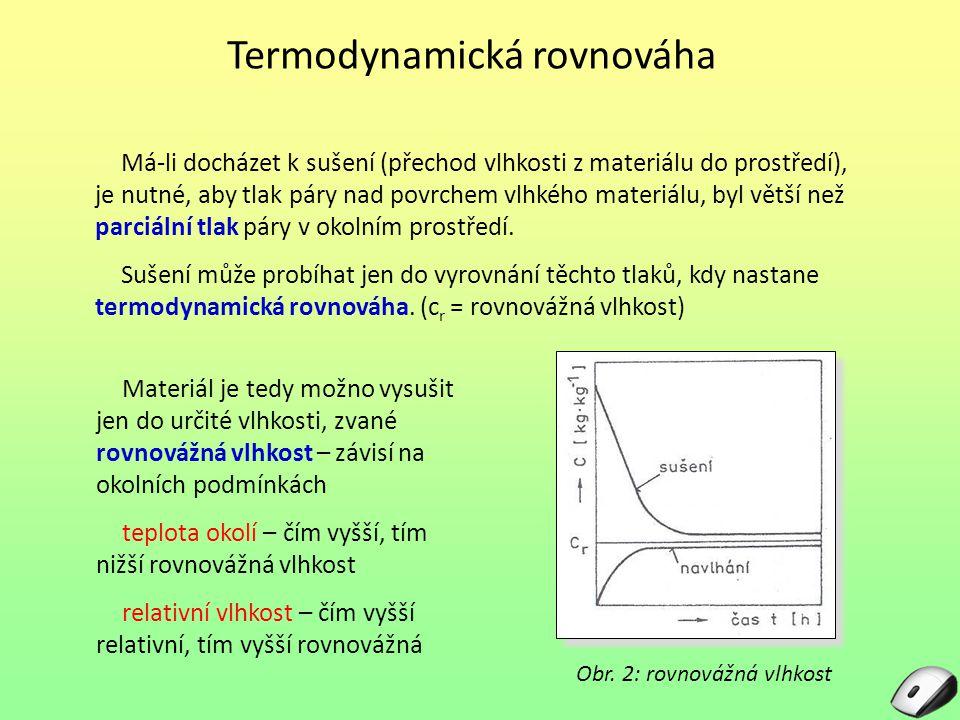 Termodynamická rovnováha