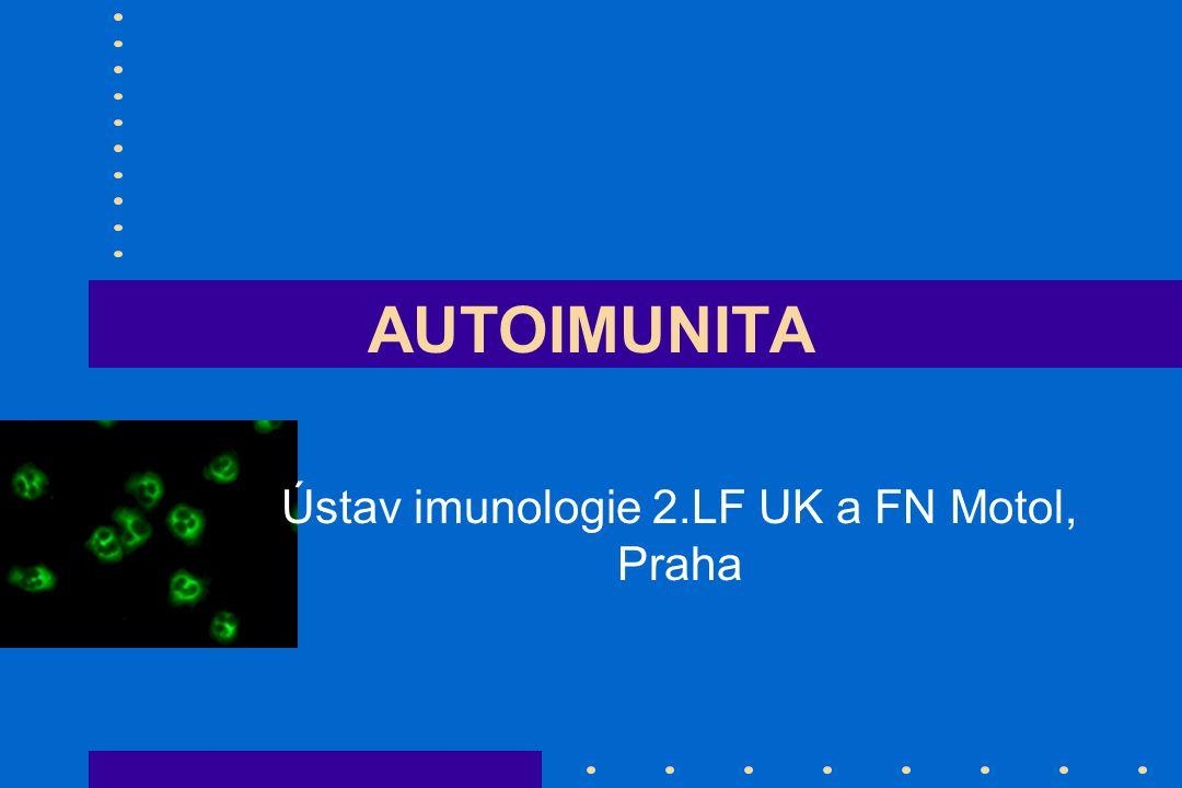 Ústav imunologie 2.LF UK a FN Motol, Praha