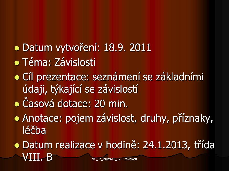 VY_32_INOVACE_12 - Závislosti
