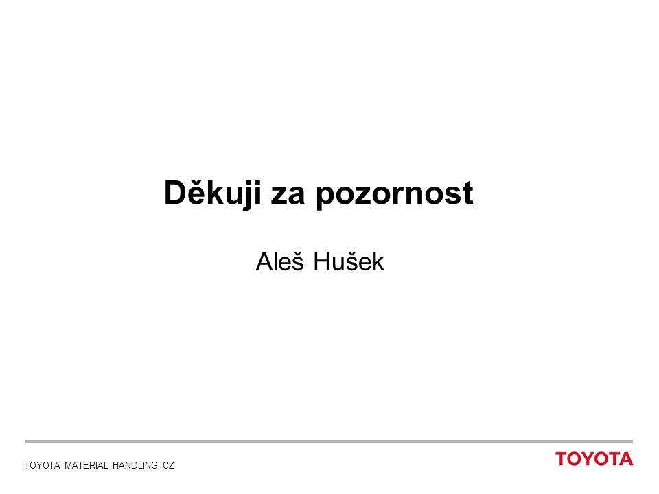 Děkuji za pozornost Aleš Hušek