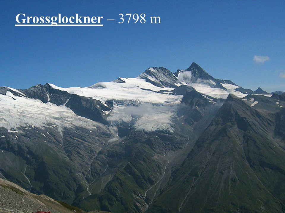Grossglockner – 3798 m