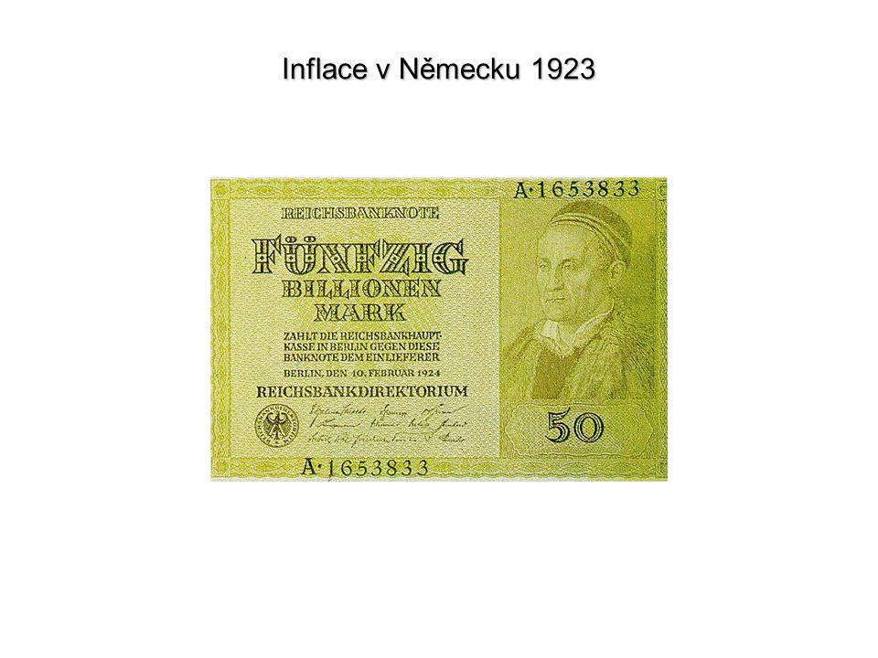 Inflace v Německu 1923