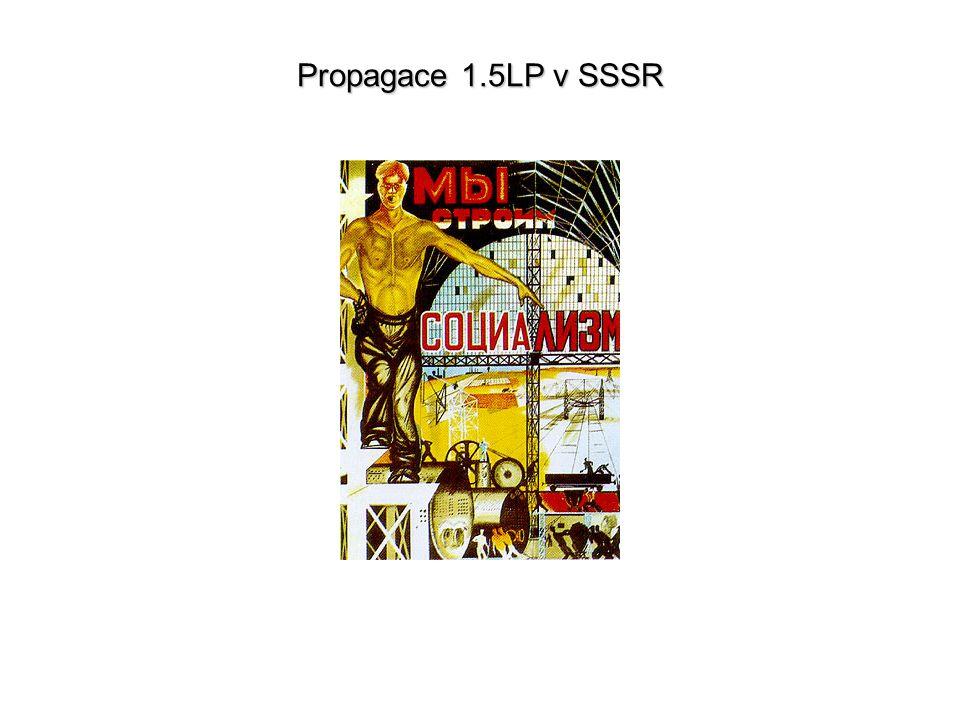 Propagace 1.5LP v SSSR