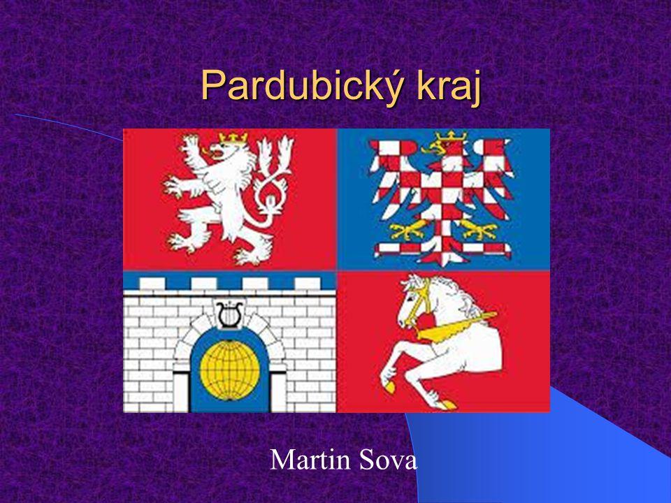 Pardubický kraj Martin Sova