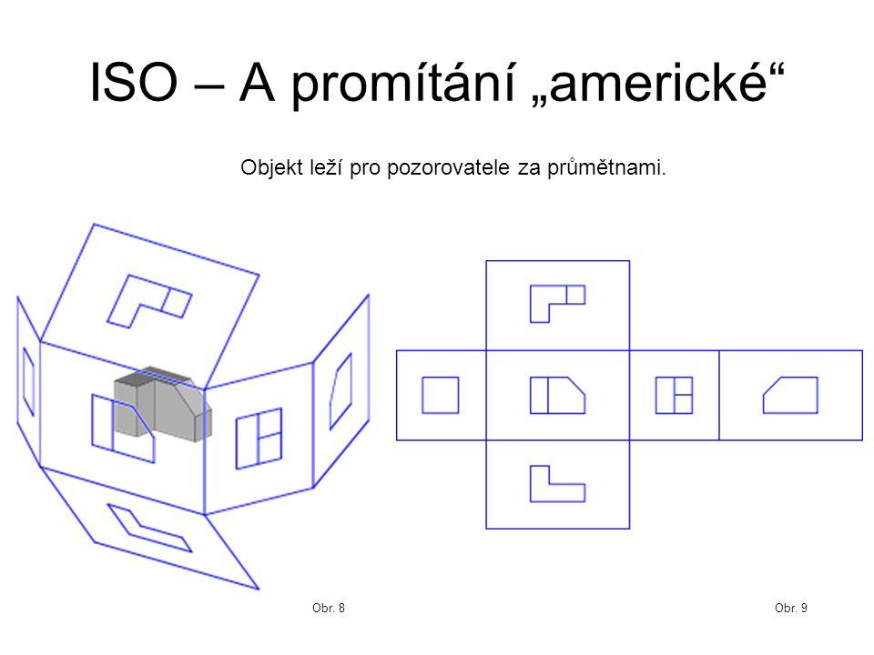 """ISO – A promítání """"americké"""