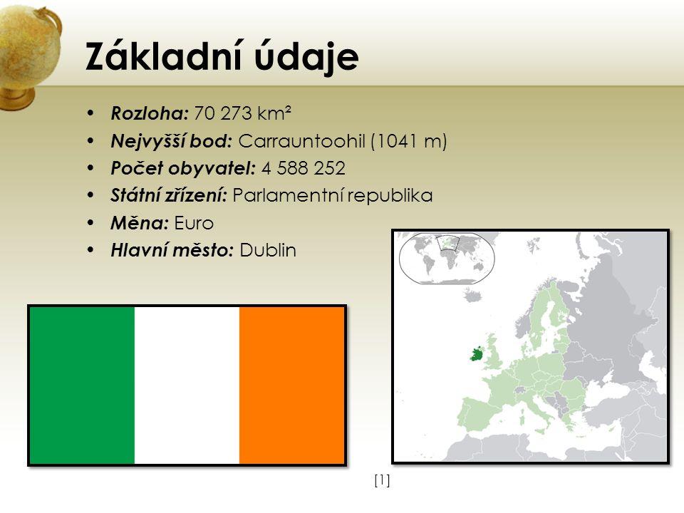 Základní údaje Rozloha: 70 273 km²