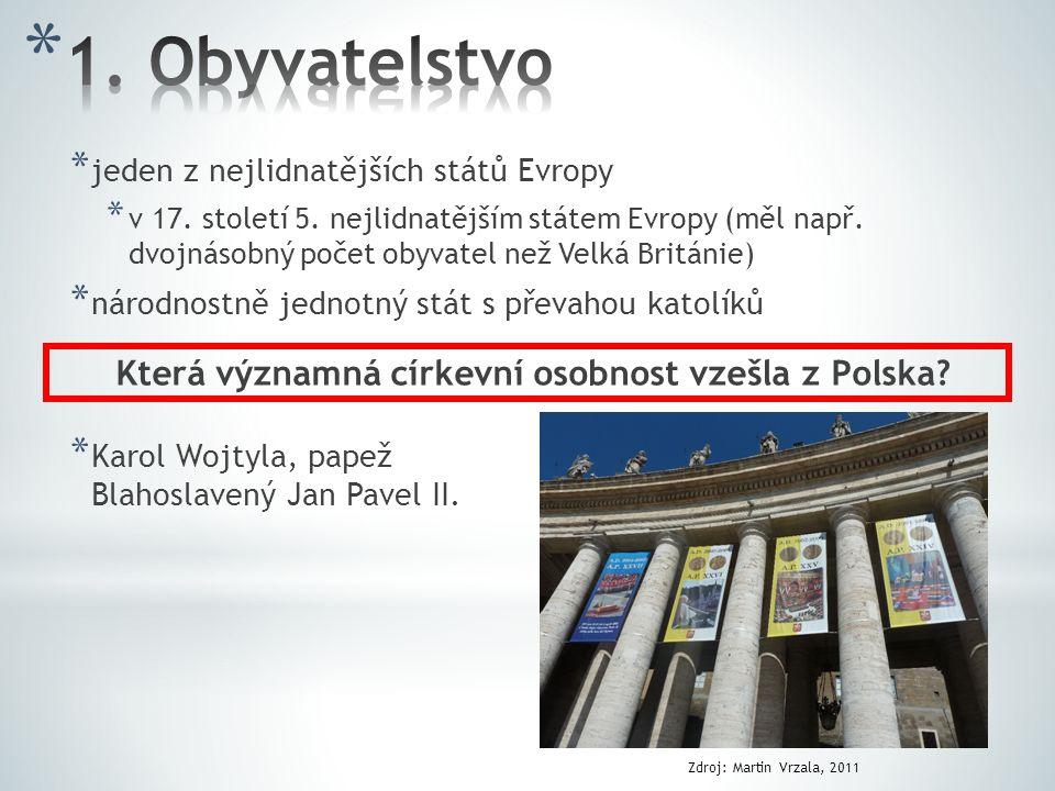 Která významná církevní osobnost vzešla z Polska
