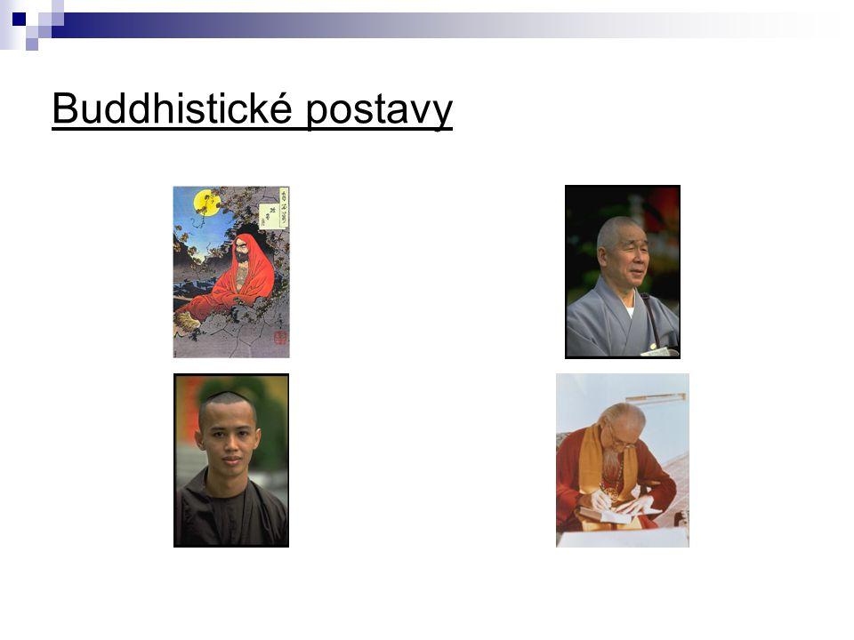 Buddhistické postavy
