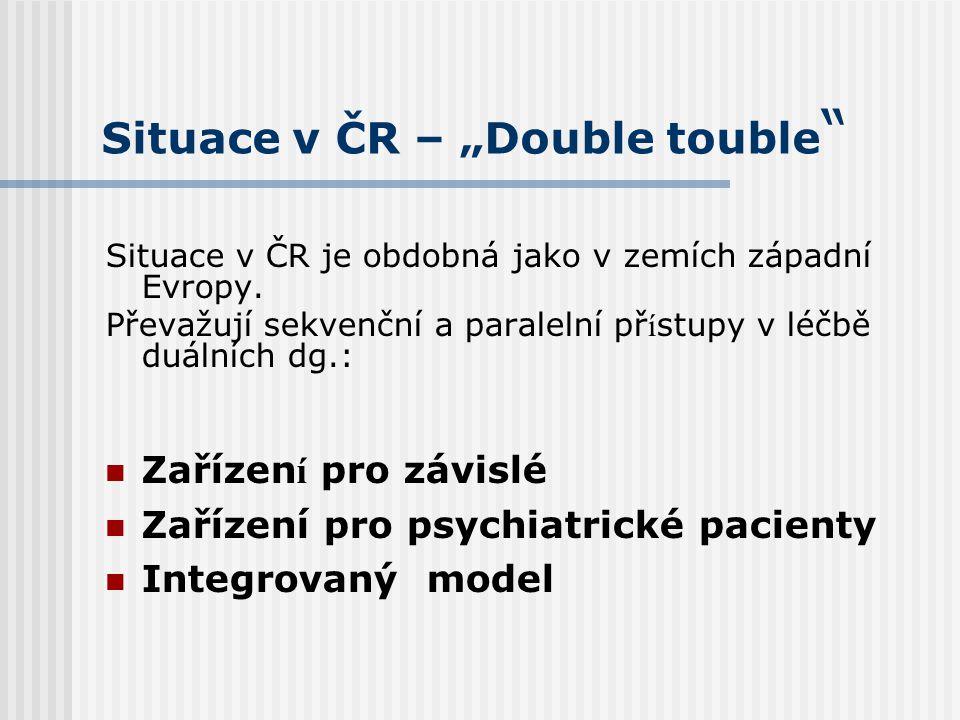 """Situace v ČR – """"Double touble"""