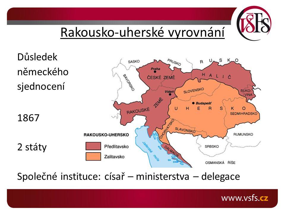 Rakousko-uherské vyrovnání